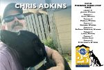 #3 Chris Adkins
