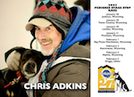 #8 Chris Adkins